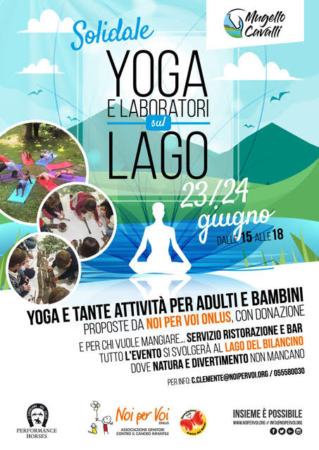 Yoga Lago di Bilancino