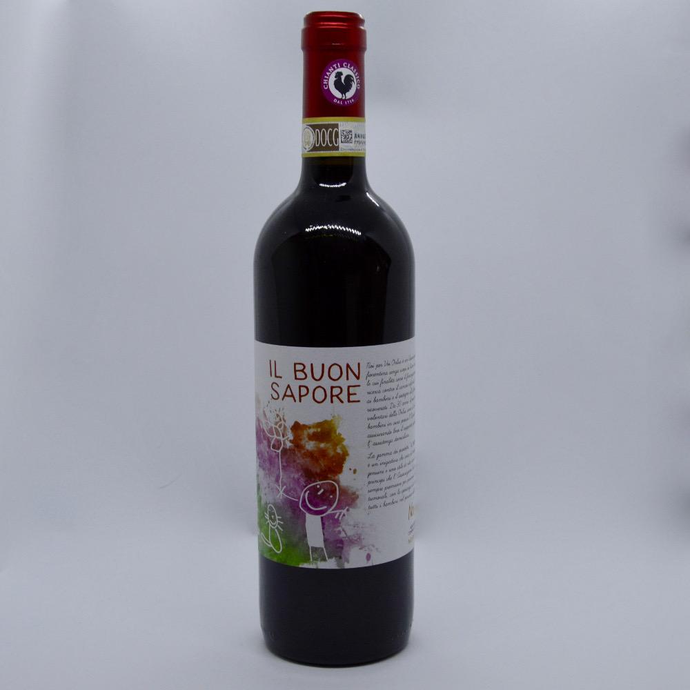 Il Buon Sapore, vino Chianti Classico