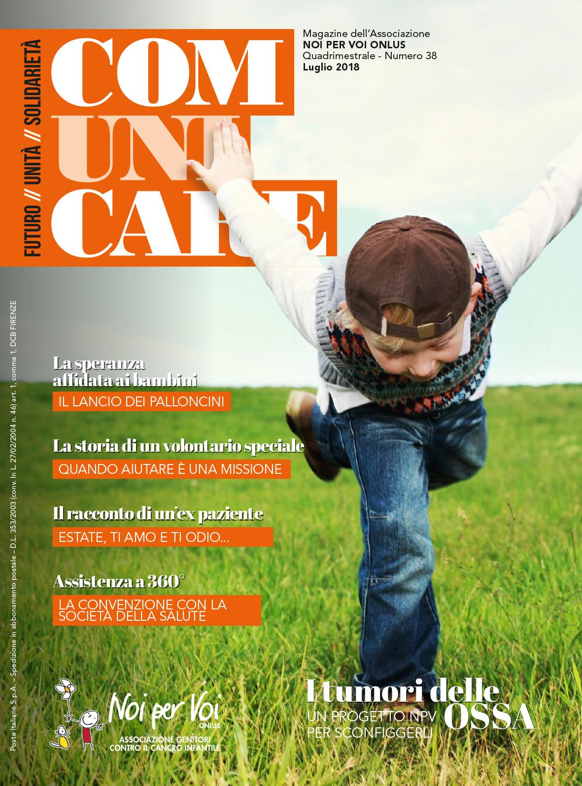 Comunicare N38 Magazine Noi per Voi Onlus