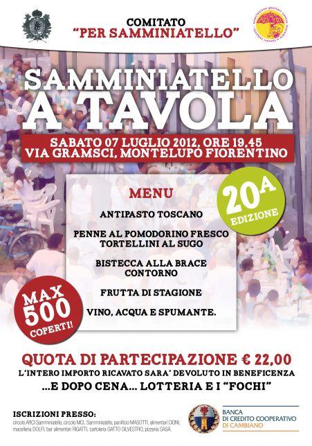 Poster_SAMMINIATELLO