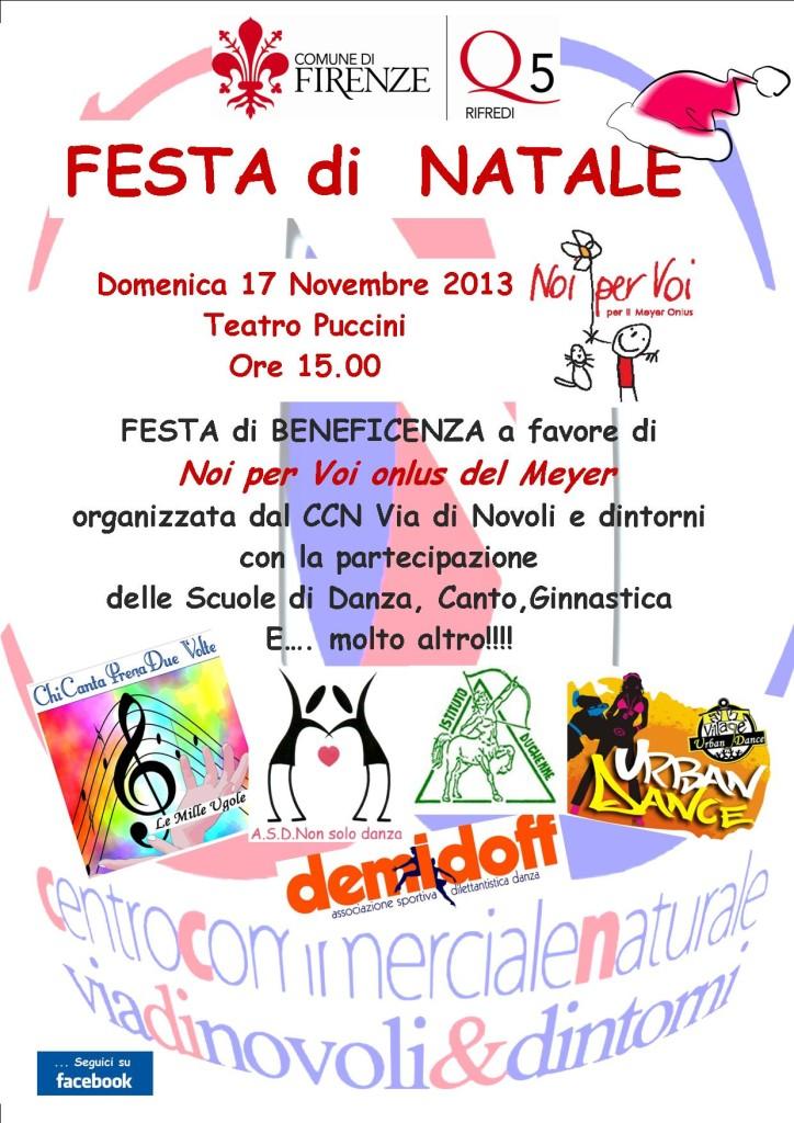 festa natale cnn novoli puccini 2013