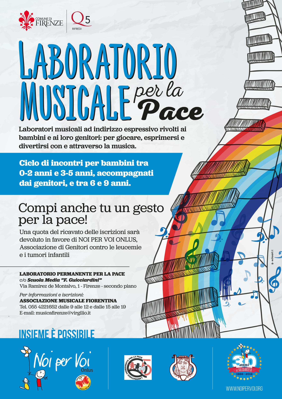 laboratorio musicale per la pace