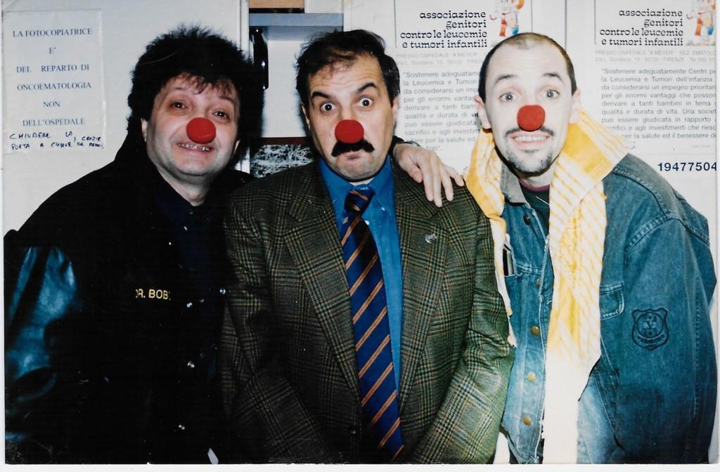 Noi per Voi e Soccorso Clown