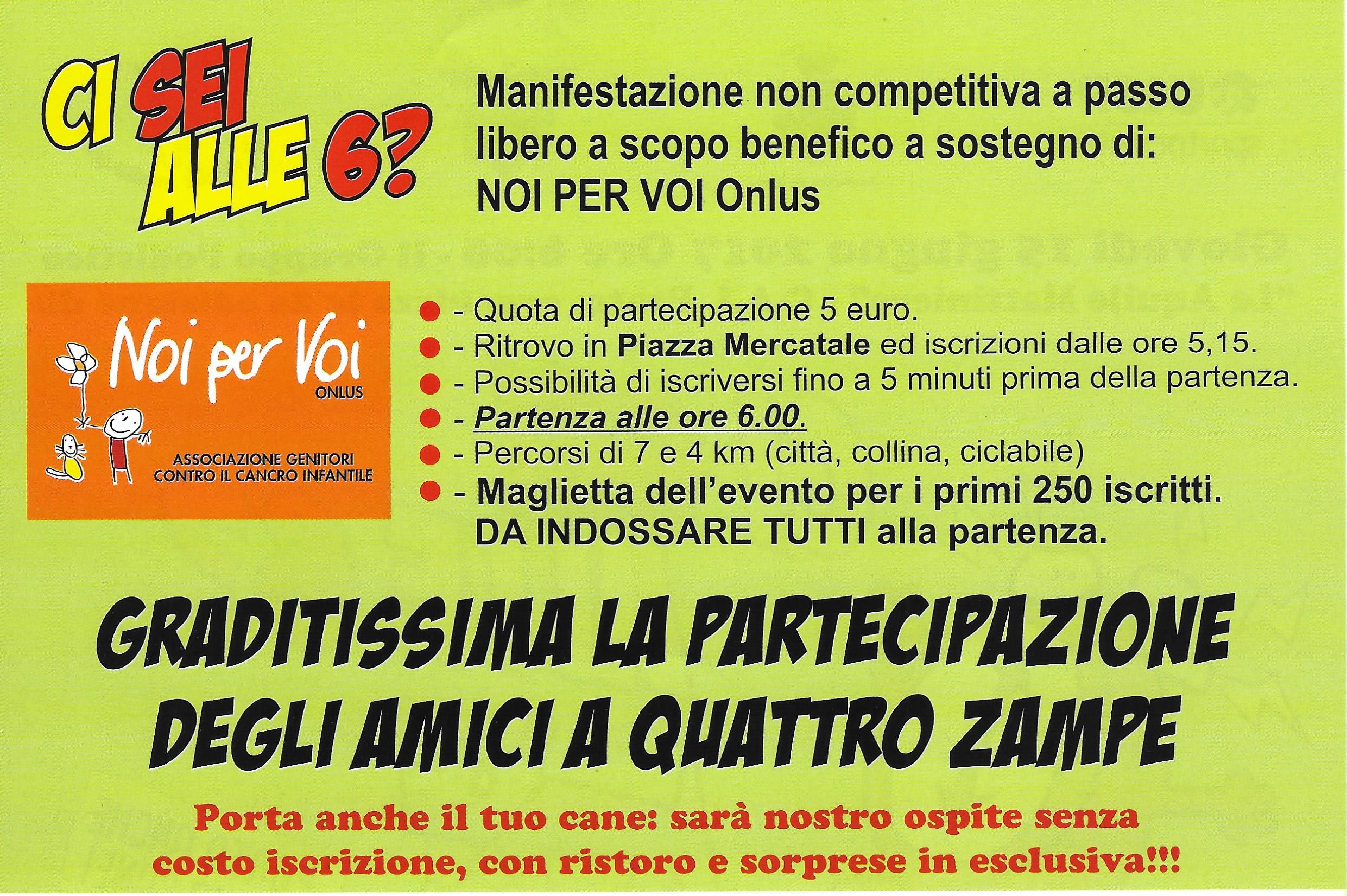 sgambatina  a Prato
