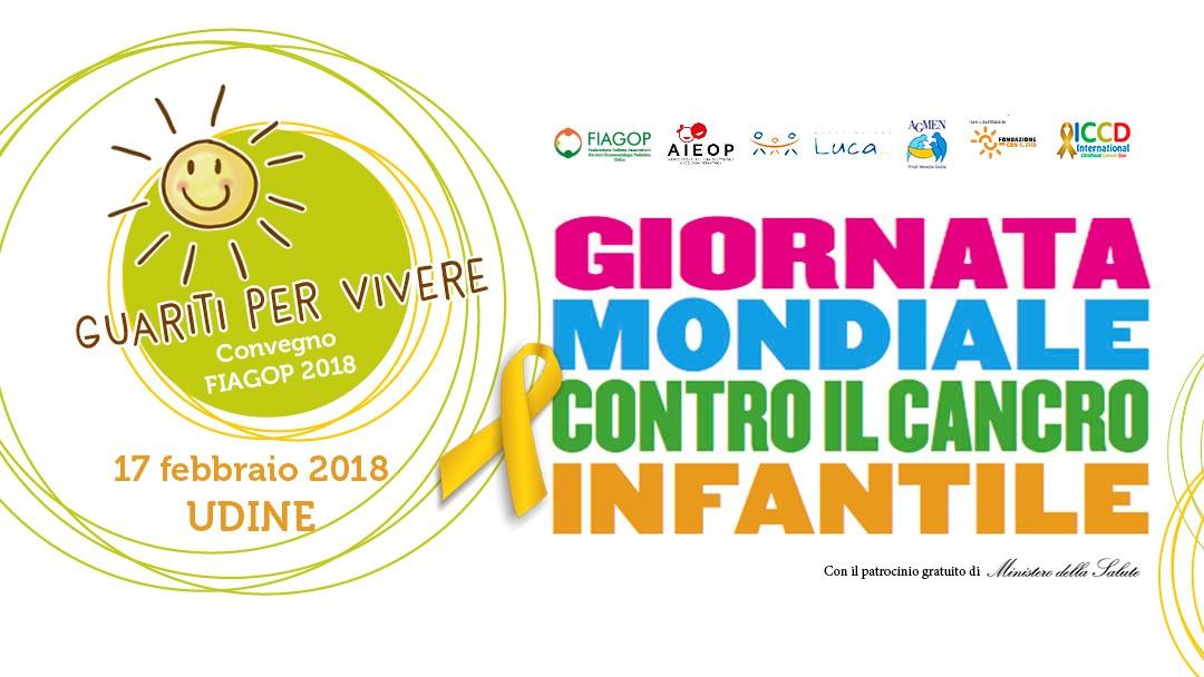 giornata mondiale contro il cancro infantile 2018