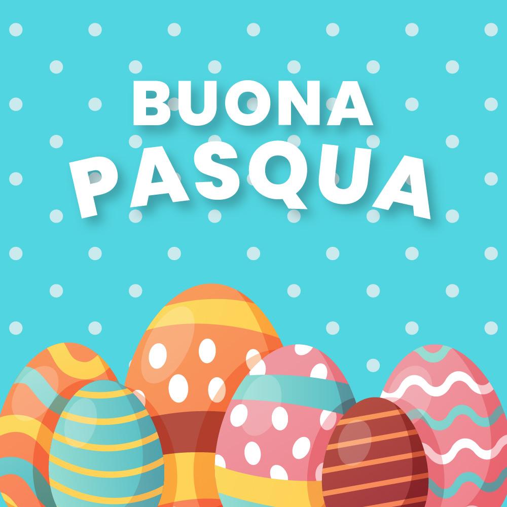Auguri di Pasqua del Presidente