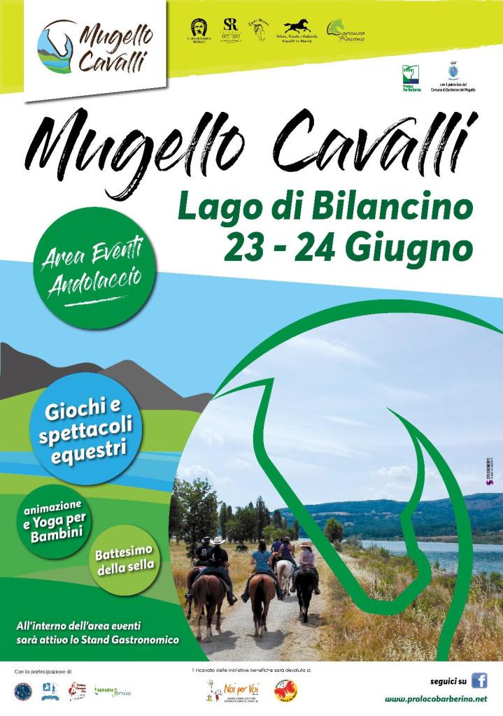Mugello Cavalli Lago di Bilancino