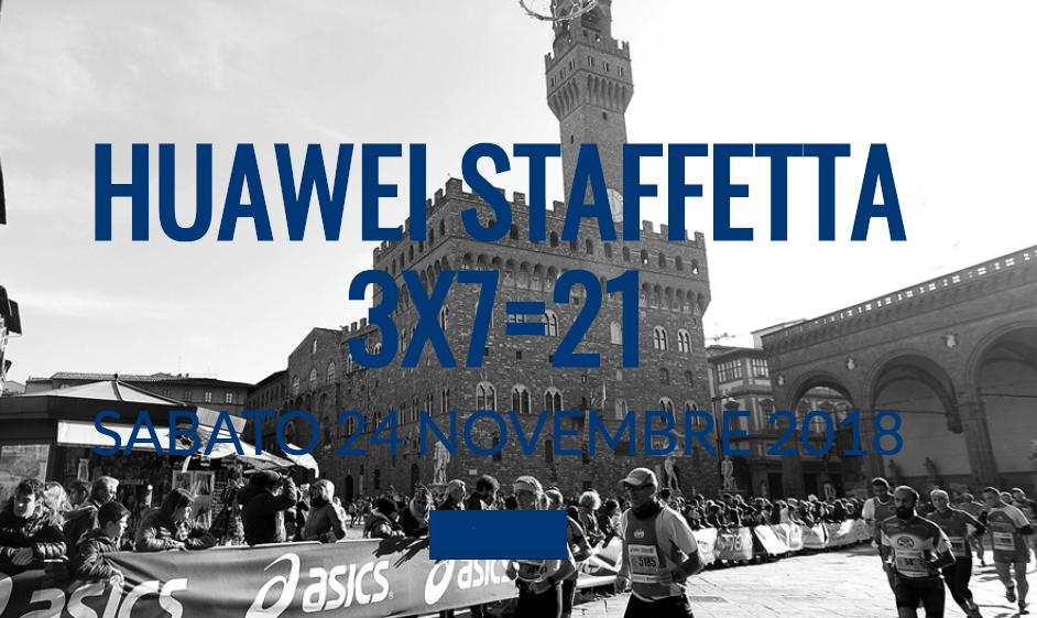 Huawei Staffetta Firenze