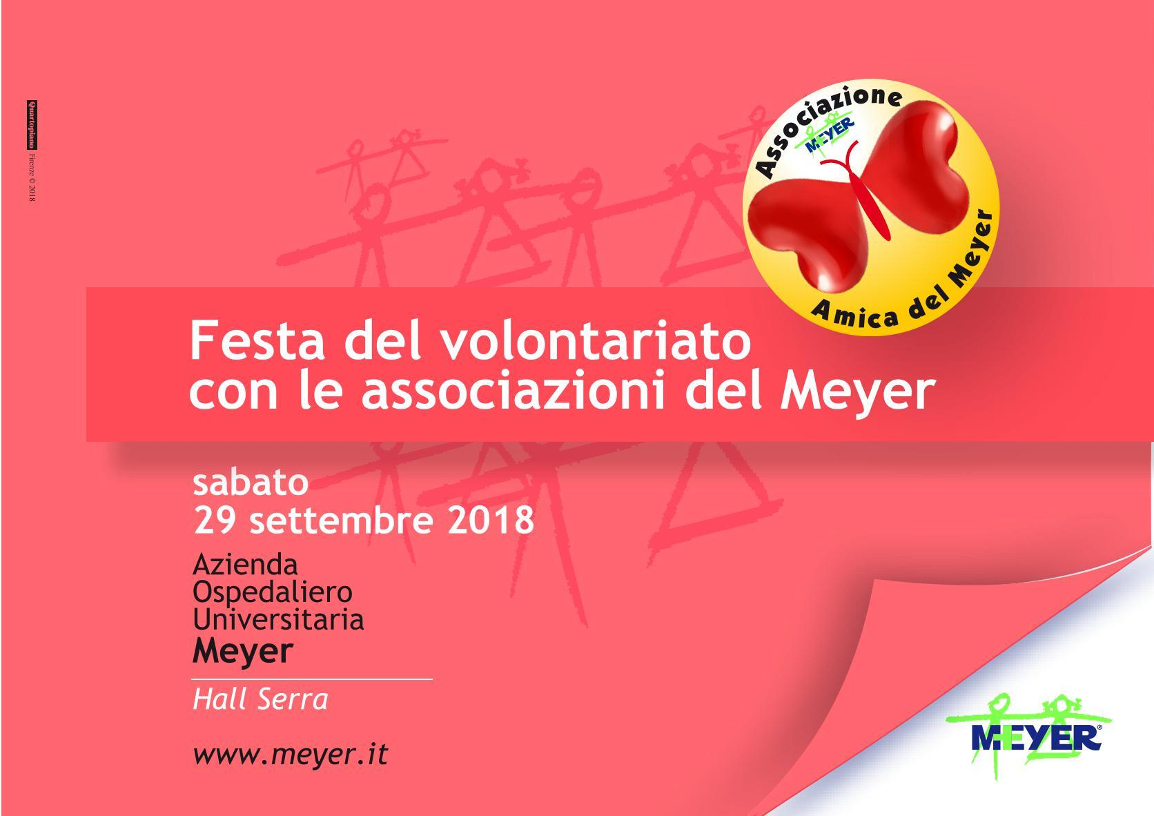 Festa Associazioni Amiche Meyer
