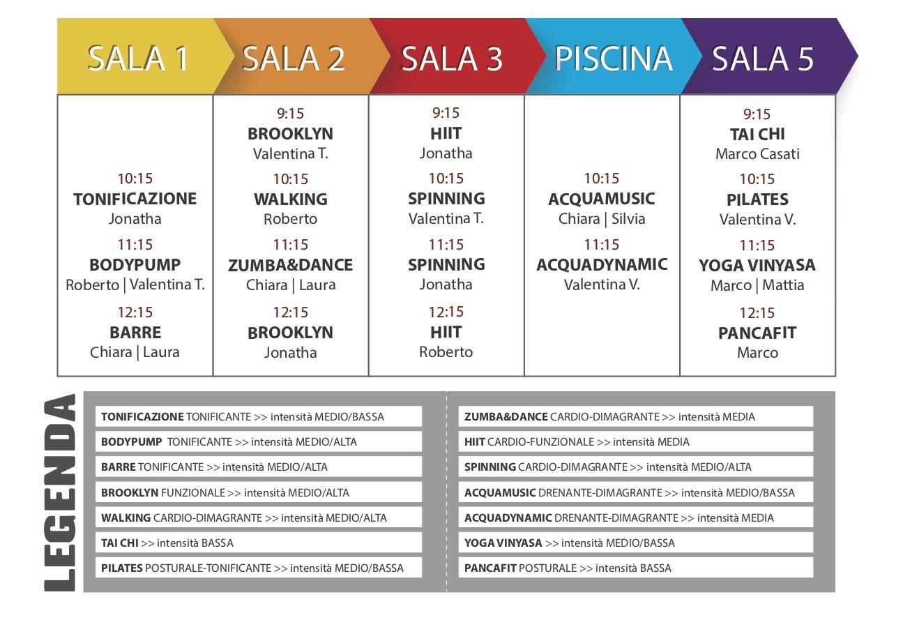 Valdelsa Wellness Programma