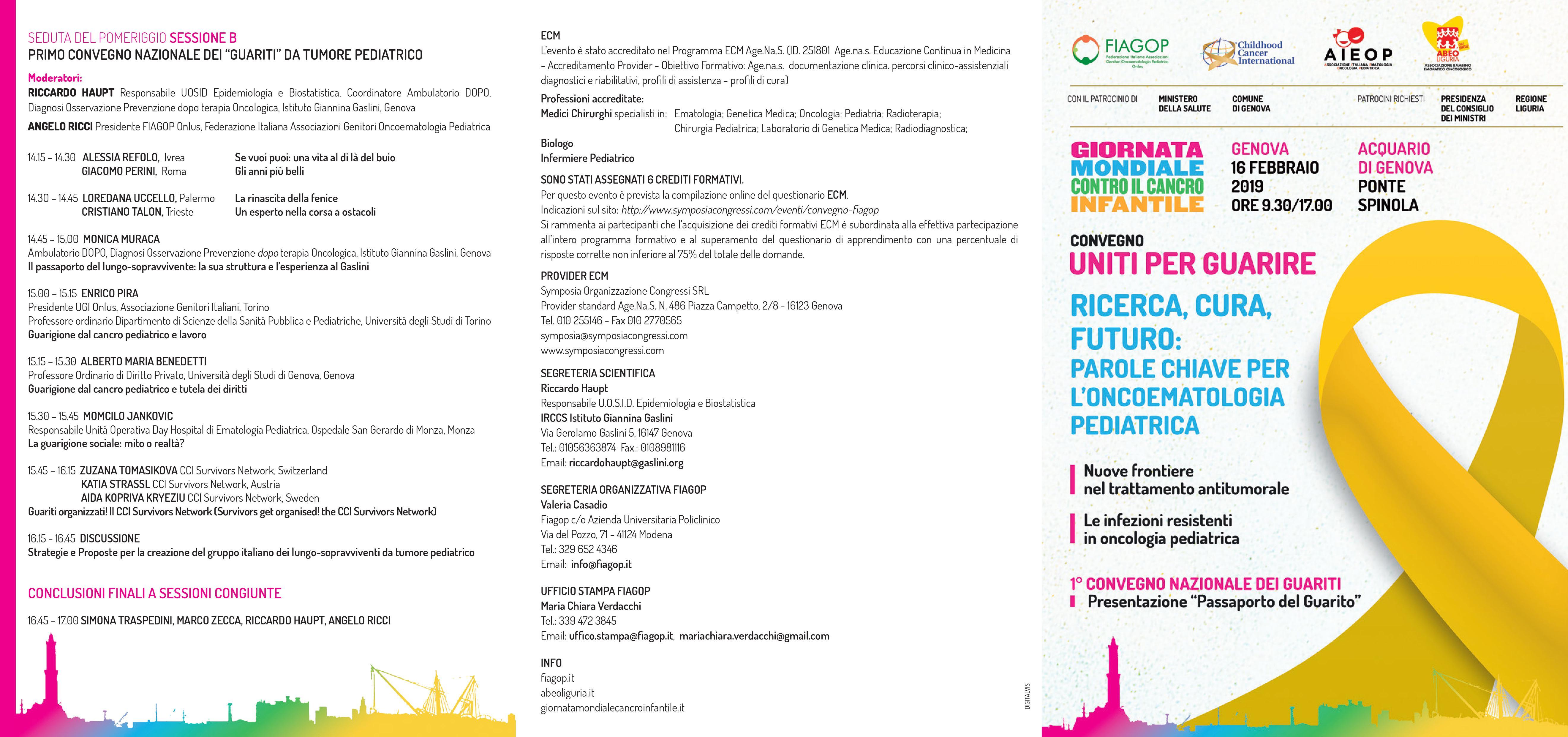 programma Convegno Genova 1